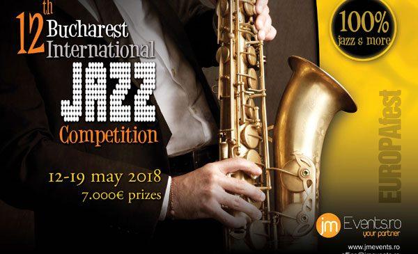 EUROPAfest 25 lansează Bucharest International Jazz Competition 2018