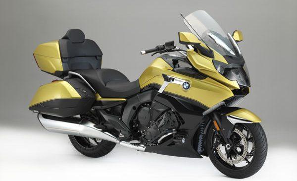 Noul BMW K 1600 Grand America