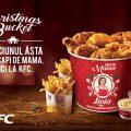 KFC Christmas Bucket