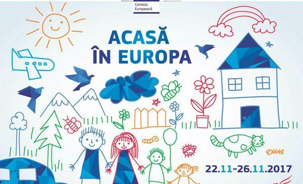 La 10 ani de la aderarea României, Uniunea Europeană este invitatul de onoare la Gaudeamus