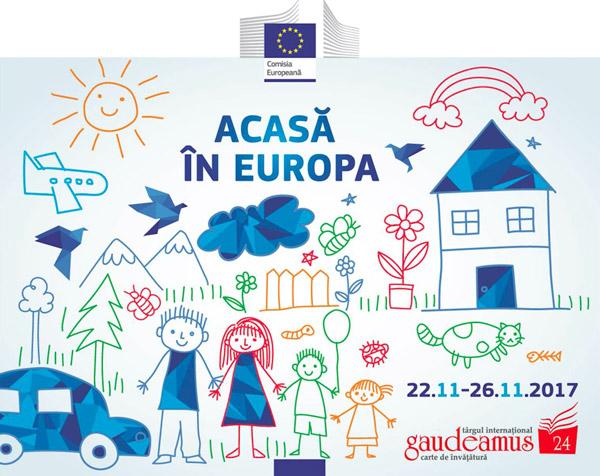La 10 ani de la aderarea Romaniei, Uniunea Europeana este invitatul de onoare la Gaudeamus