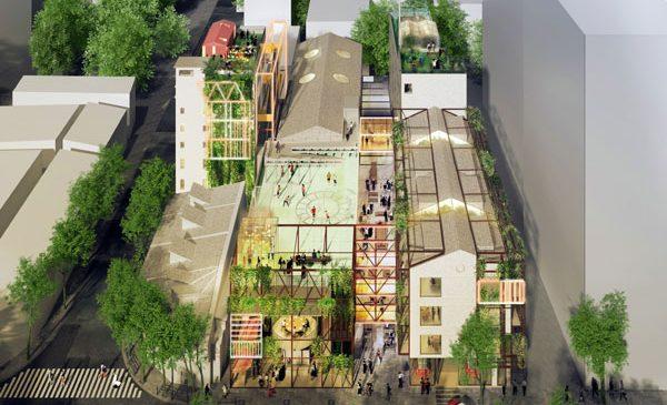 Regândirea locuinţei urbane comune: MINI creează prima clădire MINI LIVING din lume la Shanghai