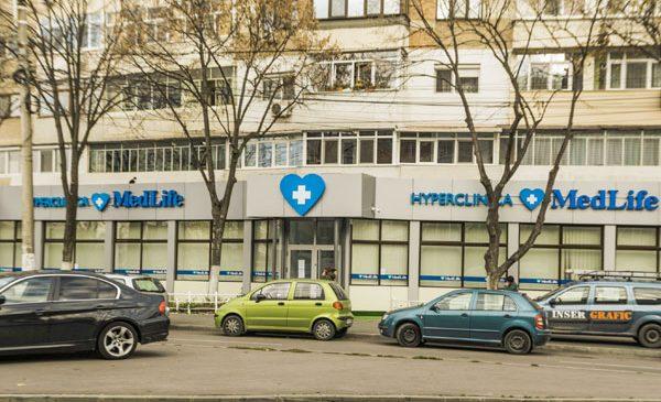 MedLife inaugurează prima hyperclinică în Brăila