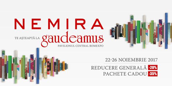 Noutățile editurii Nemira la Gaudeamus 2017: cărți de Liu Cixin, George R.R. Martin, Neil deGrasse Tyson și Jumpa Lahiri