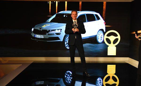 Noua SKODA KAROQ câștigă premiul Volanul de Aur