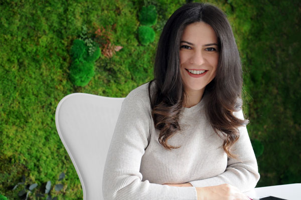 Oana Padure, CEO Wavemaker