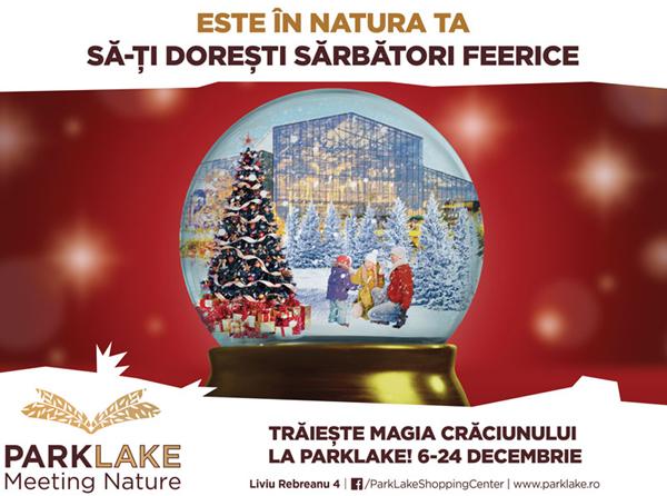 ParkLake Shopping Center, Christmas