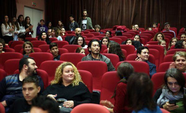 Diana Cavallioti și Ioana Flora țin ateliere de actorie gratuite la KINOdiseea