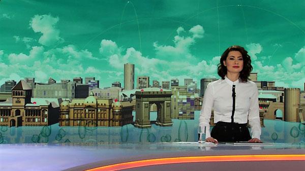 Pe 29 noiembrie și 1 decembrie, la Antena 1, Ediții de sărbătoare în platoul Observatorului