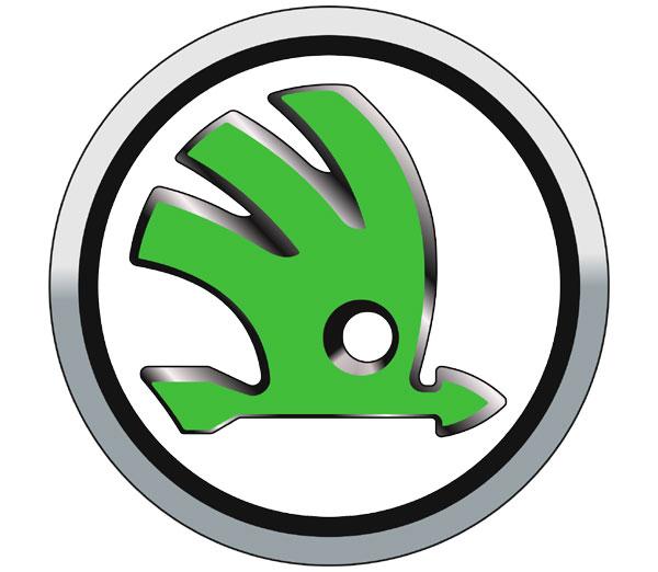 Skoda logo 2017