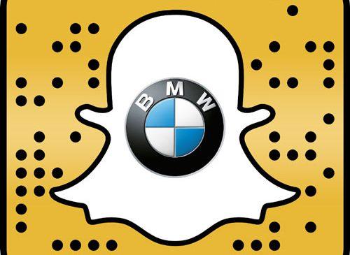 BMW şi Snapchat prezintă BMW X2 înaintea lansării pe piaţă