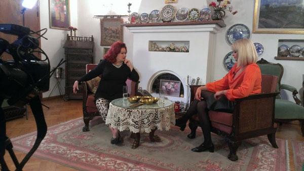 Televiziunea Română regretă dispariţia marii actriţei Stela Popescu