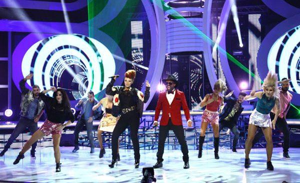 """Lady Gaga, Ștefan Bănică, Tom Jones, Gina Lollobrigida și Tarkan cântă la """"Te cunosc de undeva!"""""""