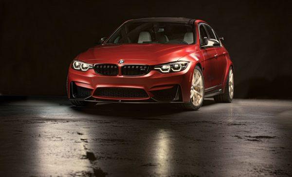 Accesorii originale BMW M Performance şi premiere mondiale la SEMA Show 2017 din Las Vegas