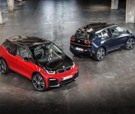 BMW i3s la debut pe piaţa din România