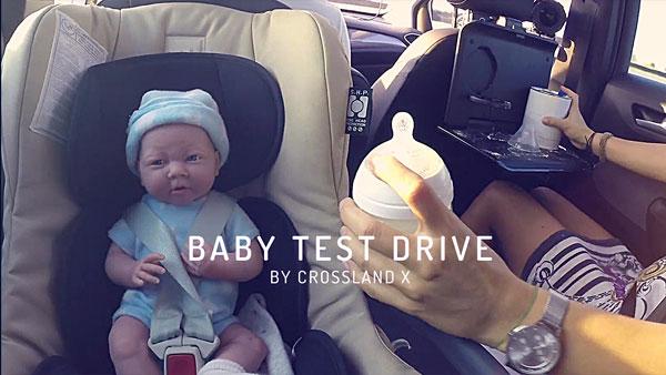 Geometry Global și Opel România prezintă Opel Baby Test Drive