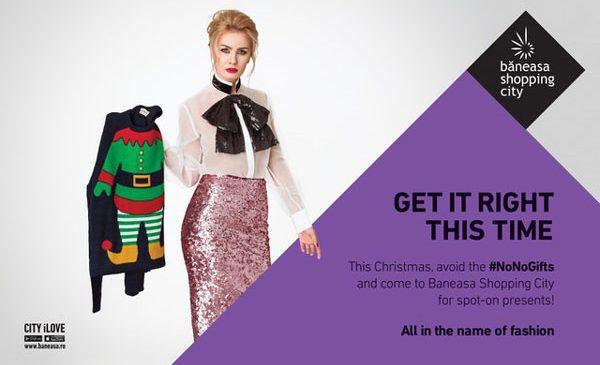 Băneasa Shopping City te inspiră în alegerea cadourilor de Crăciun, spunându-ți ce cadouri să eviți