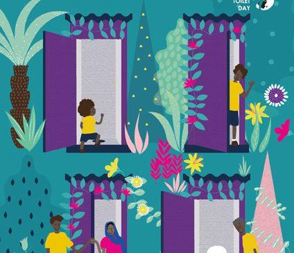 19 noiembrie 2017, Ziua Internațională a Toaletei
