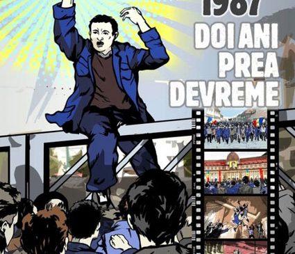"""Documentarul """"Braşov 1987 – doi ani prea devreme"""", în premieră la TVR 1"""