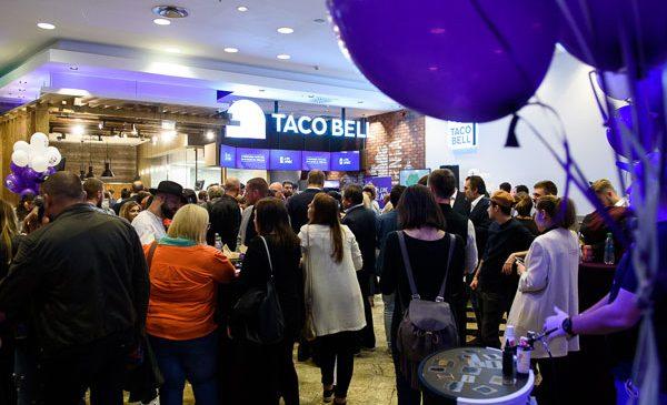Golin condimentează comunicarea Taco Bell în România