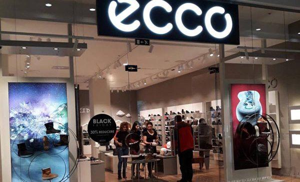 ECCO a deschis primul magazin din Galaţi