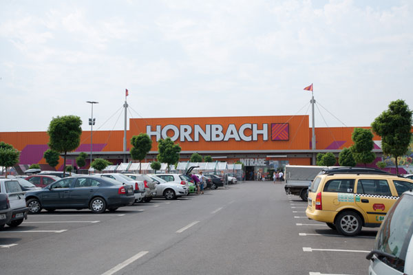 magazin Hornbach