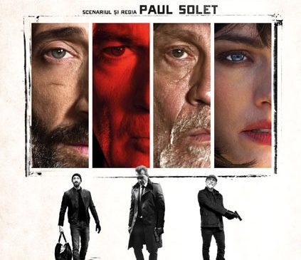 """Adrien Brody este invitatul special al avanpremierei filmului """"Bullet Head"""", organizată la Cinema City România"""