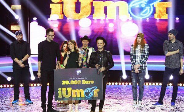 """Ana Maria Calița este câștigătoarea celui de-al patrulea sezon """"iUmor"""""""