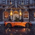 BMW i8 Roadster, Merry Christmas powered by BMW Group