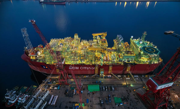 A fost extrasă prima cantitate de petrol din perimetrul Catcher, Marea Britanie