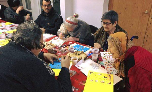 Crăciun împreună în sprijinul vârstnicilor