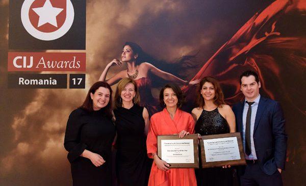 CTP câștigă premiile Best Warehouse Development and Developer și Best Leadership în 2017