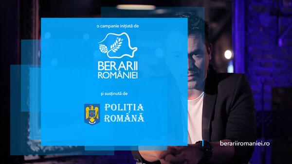 """Răzvan Fodor, ambasador al campaniei """"Cedează volanul când bei!"""""""