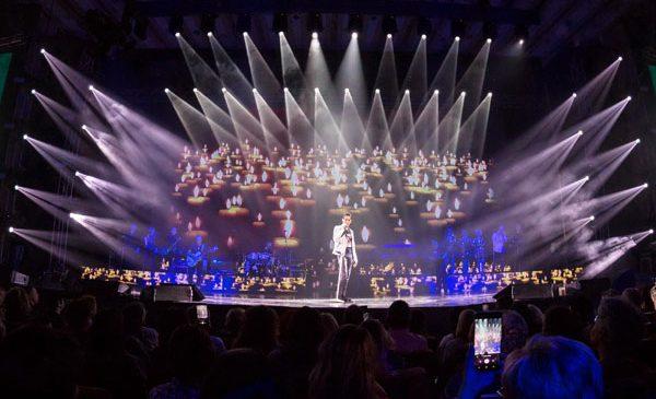 Ștefan Bănică a susținut patru concerte de Crăciun