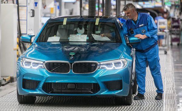 A început producţia noului BMW M5. Preţuri pentru România