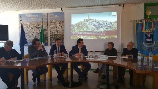 Rădăcinile latine dintre Italia și România, fructificate inovativ în contextul operațiunii Matera – Capitală Culturală Europeană 2019