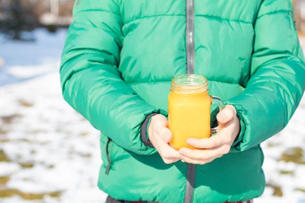 Fii fresh chiar si pe timpul iernii