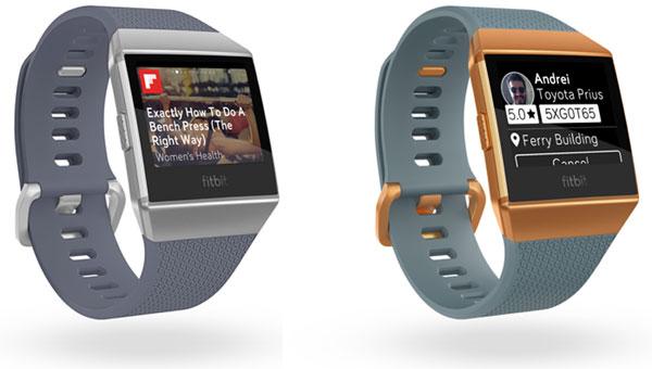 O nouă experință cu Fitbit Ionic: aplicații de la cele mai îndrăgite branduri și peste 100 de fețe pentru ceas