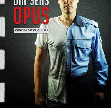 """""""Flash-uri din sens opus"""", cartea polițistului Marian Godină, se transformă în primul spectacol de teatru, la FF Theatre"""