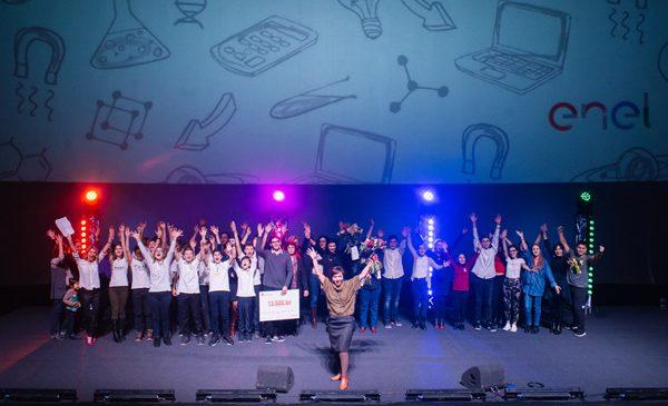Enel România premiază elevii câştigători ai celei de-a XI-a ediţii a programului educaţional PlayEnergy