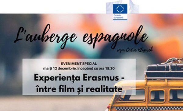 """""""L'auberge espagnole"""" (2002) – Experiența Erasmus: între film și realitate"""