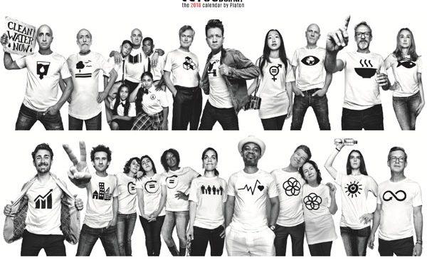 Noul calendar Lavazza devine portavocea Națiunilor Unite în misiunea de a face planeta mai fericită până în 2030