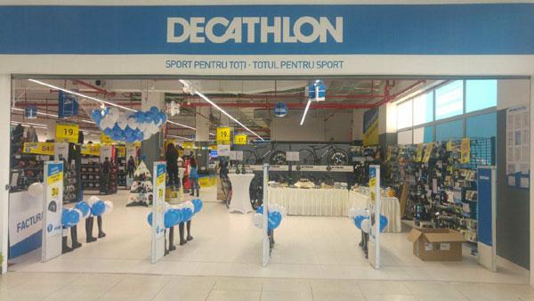 DECATHLON deschide primul magazin din Piatra Neamț și al șaselea din zona Moldovei, la doar două zile de la inaugurarea de la Buzău