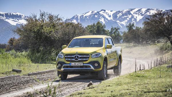 Xtra clasă, xtra aventură: Mercedes-Benz Clasa X este acum disponibil în România