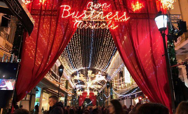 De Crăciun METRO Cash & Carry susține afacerile independente printr-un adevărat festival al luminilor