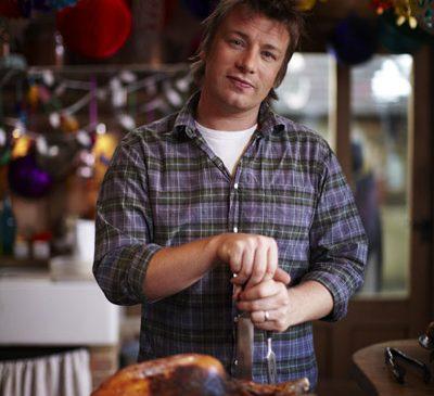 Special de Crăciun, Jamie Oliver la TV Paprika