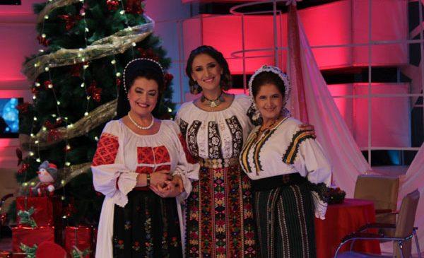 Revelion cu muzică românească la TVR 3