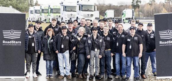 Comunitatea şoferilor și a pasionaților de camioane