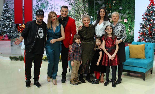 """Teo Show"", editie speciala de Craciun"