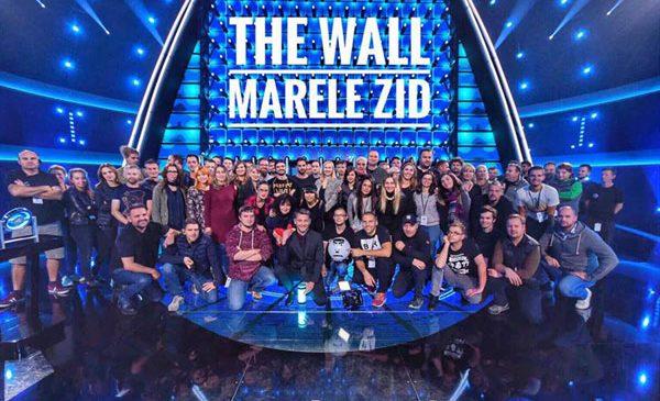 The Wall – Marele Zid, emisiunea care a schimbat vieți timp de 45 de ediții: un câștig total ce depășește jumătate de milion de euro